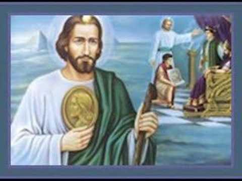 Breve Historia De San Judas Tadeo Youtube
