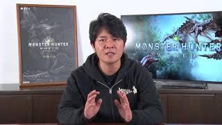 Monster Hunter: World - Mensaje de Ryozo Tsujimoto.