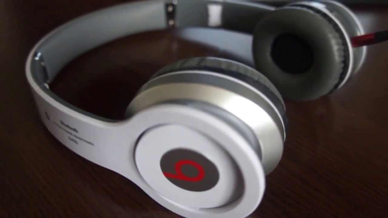 Monster Beats Solo HD S450 Bluetooth