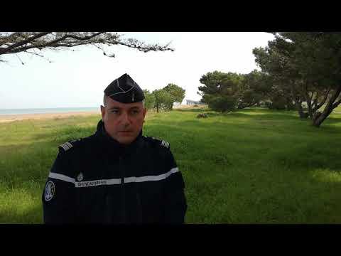 Ile de Ré, Bruno Makary (groupement de la gendarmerie 17): «la situation est sous contrôle»