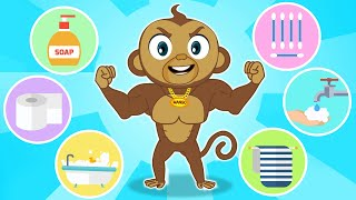 Healthy Habits   Good Habits For Children   HooplaKidz Learning for Kids