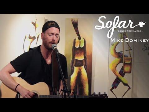 Mike Dominey - Goodbye to Me | Sofar Edmonton