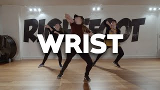 Wrist feat. Solo Lucci - Chris Brown (4K DANCE CLASS)