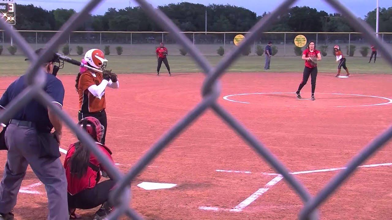 Lady Tiger V Lady Titans Softball