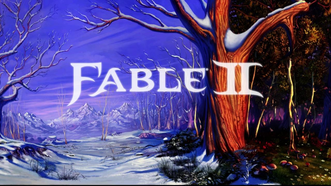 Fable 2 - Xenia (xbox 360 emulator) june 7 2017 build