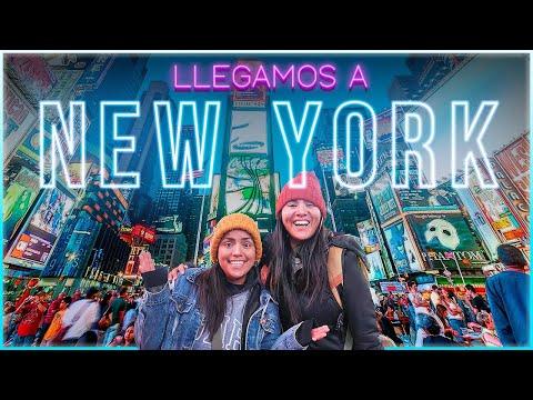 ¡IMPACTADAS POR NUEVA YORK! Viaje a última hora 😱🇺🇸- MPV en NYC #1