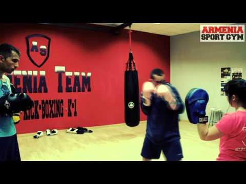 Armenia Sport Gym - Boxing k1