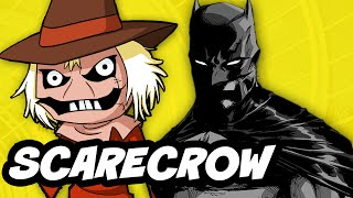 Gotham Episode 15 Scarecrow Review and Batman Easter Eggs