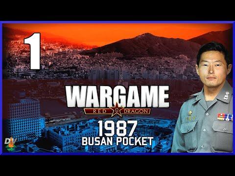 Download Wargame Red Dragon - Campaign - Busan Pocket - Part 1 - Let's Play Gameplay Walkthrough