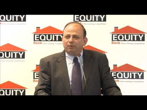 Equity Bank Upgrades Banking System