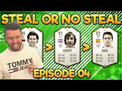 FIFA 19: STEAL OR NO STEAL #04