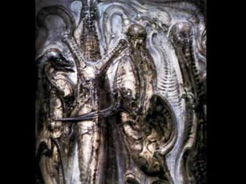 H.R. Giger art part 1(4/5) - YouTube H.r. Giger Art