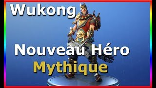 Introducing Wukong, New Mythical Hero - Fortnite Saving the World