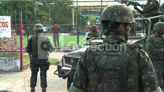 BRAZIL-CLEAN UP CRIMINAL GANGS BEFORE WORLD CUP