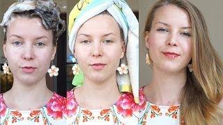 Как я УХАЖИВАЮ ЗА ВОЛОСАМИ: секреты длинных волос