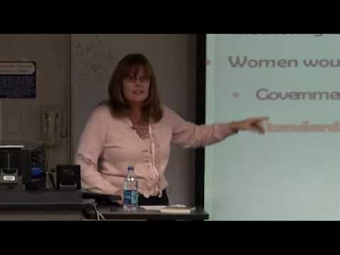 The Truth about Motherhood and Feminism I: Lecture