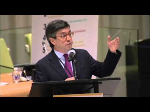 Luis Alberto Moreno – WEPs 2016 Day 1