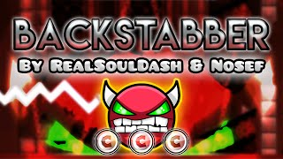 Geometry Dash [2.0] (Demon) - Backstabber by RealSoulDash & Nosef - GuitarHeroStyles