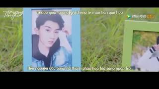 [Vietsub + Kara] Cậu và tớ (你我) - TF Gia Tộc (OST Niệm Niệm) MV