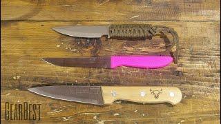Нож из Китая или нож на местном базаре?