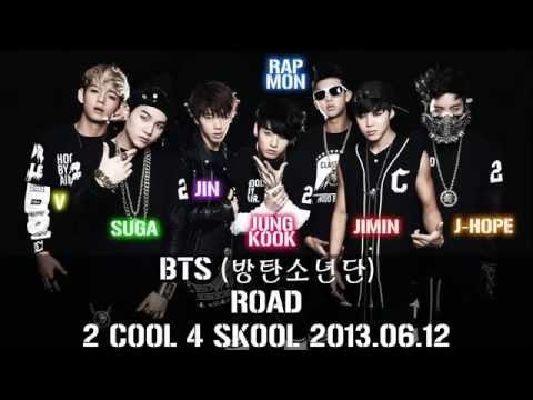 BTS (방탄소년단) - Road 길 [Lyrics Han|Rom|Eng]