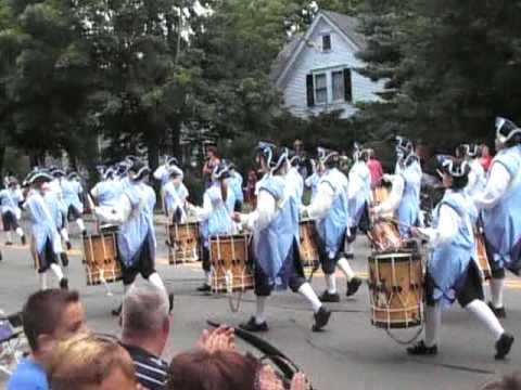 When Johnny Comes Marching Home          Towpath Volunteers 2009