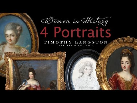 Women in History: A Closer Look at Four Portraits Duchess of Devonshire and Marquise de Maintenon
