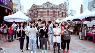 台灣b2uty 給 beast 的message 2011 ver