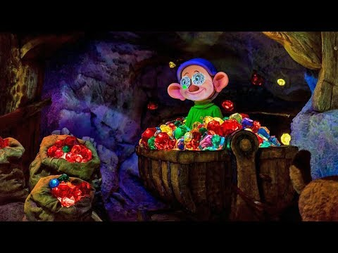 [4K] Seven Dwarfs Mine Train - On Ride POV - Magic Kingdom - Walt Disney World Resort