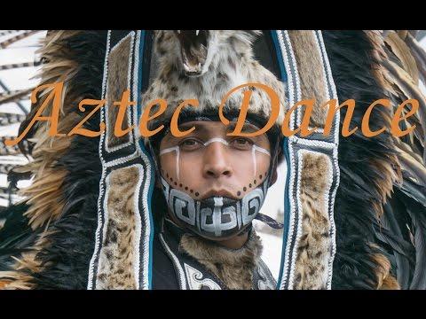 Aztec Dance, Mexico City