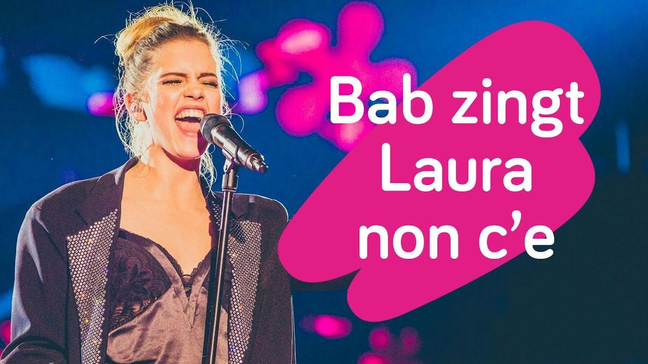 Bab Buelens: Bab Buelens Maakt Indruk Met Laura Non C'e'