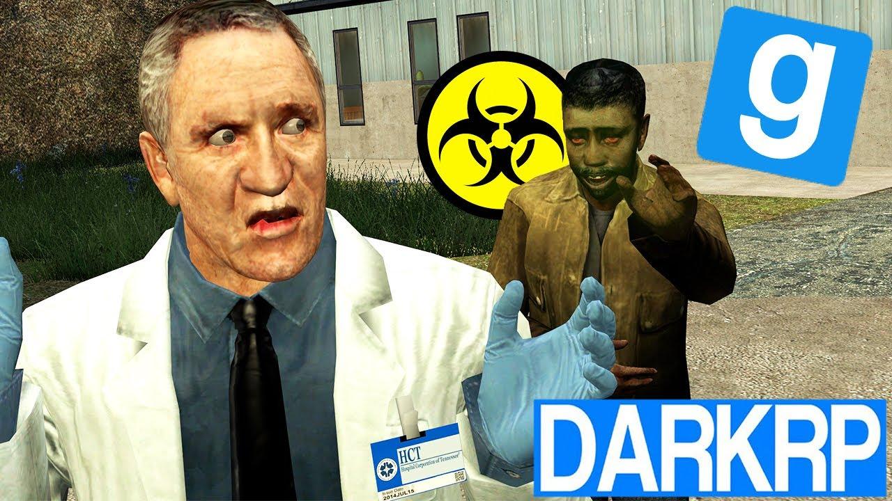 ILS ONT CRÉÉ UN VIRUS DANGEREUX ! - Garry's Mod DarkRP