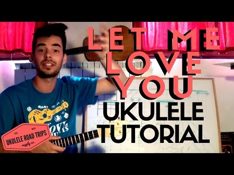 Let me love you ukulele chords ne yo