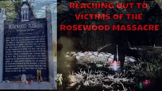 Rosewood Massacre Burial Site