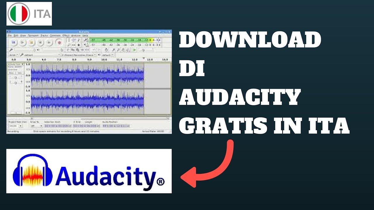 audacity gratis ita