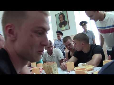 Кирилл Кокорин рассказал о жизни в тюрьме