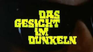 """Edgar Wallace: """"Das Gesicht im Dunkeln"""" - Trailer (1969)"""