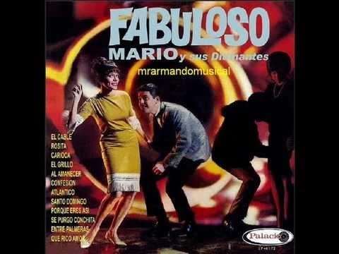 MARIO Y SUS DIAMENTES.- FABULOSO.- DISCO COMPLETO.-