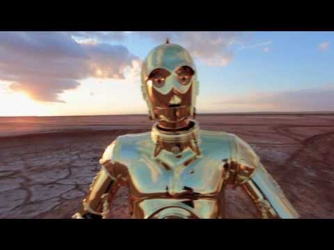 """""""Star Wars"""" Characters Dancing To Pharrell's """"Happy"""" Is The Best Thing You'll See All Day"""