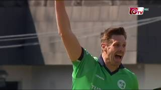 Boyd Rankin's 3 Wickets Against Windies || 4th Match || ODI Series || Tri-Series 2019