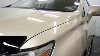 Детейлинг Lexus RX 350 и защита керамикой Everglass в г. Иркутск(История одного автомобиля... Отполировали и защитили керамикой Everglass., 2016-01-11T04:30:05.000Z)