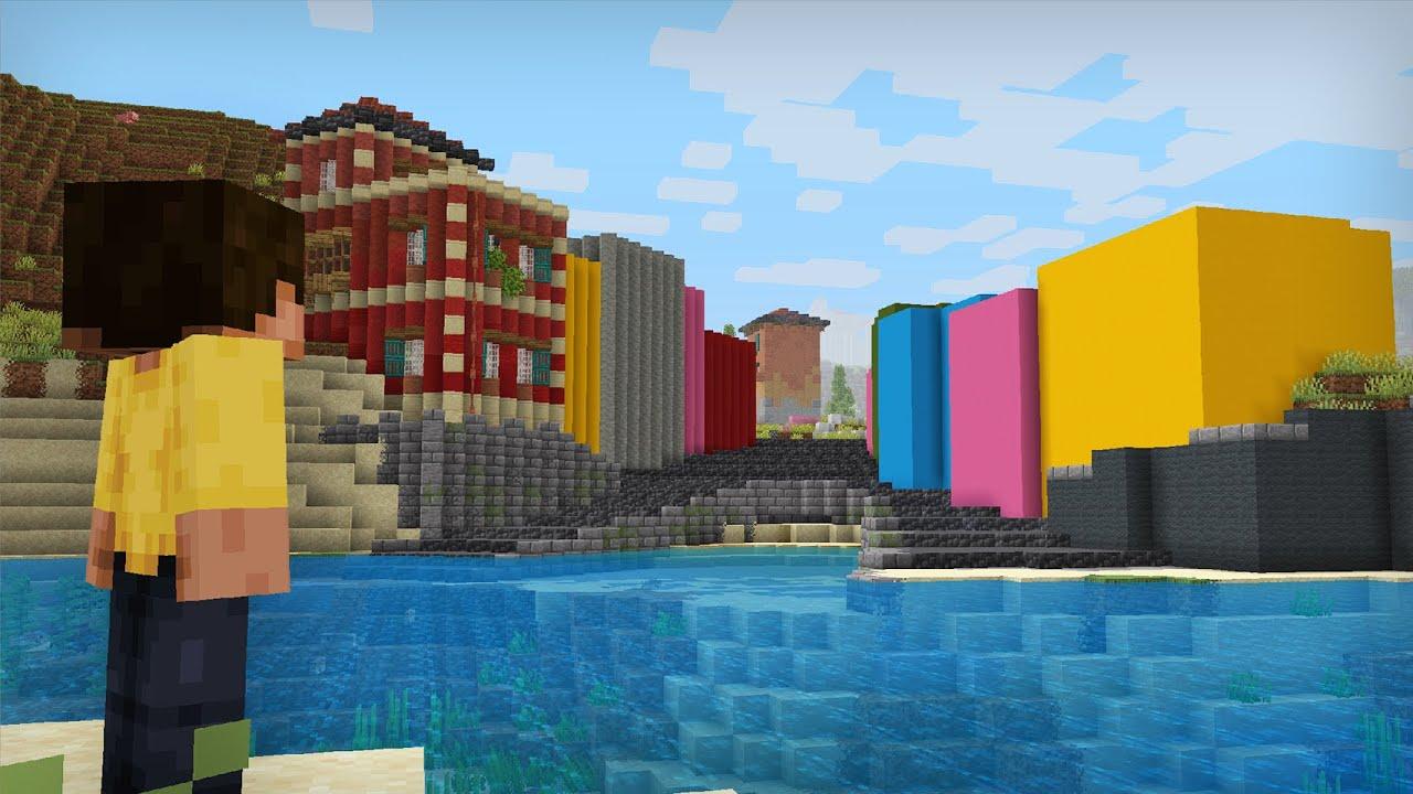 Planning my Tuscan City! | Minecraft 1.17 Survival