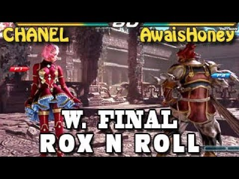 Chanel (Alisa) Vs AwaisHoney (Akuma) - W. Final - Tekken 7 World Tour