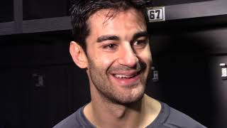 VGK Max Pacioretty Post-Game Media Scrum 9/16