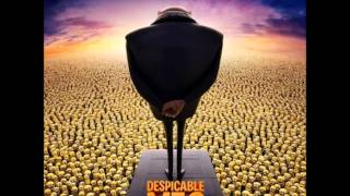 Pharrell Williams - Happy ( Despicable me 2 official soundtrack ) Video