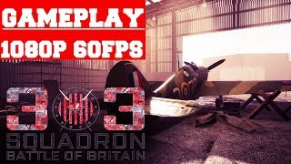 303 Squadron Battle of Britain Gameplay (PC)