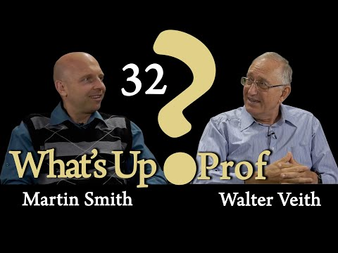 "Walter Veith & Martin Smith - ""Doomsday"" Clock, Amy C.Barrett, 2020 UN Speeches - What's Up Prof? 32"