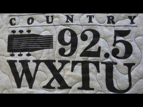 WXTU 92XTU Philadelphia - TM-Century Philadelphia Country Jingles - 1986
