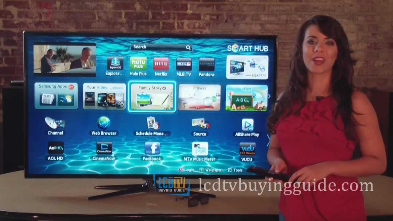 SAMSUNG UN60ES6100F LED TV DRIVERS FOR PC