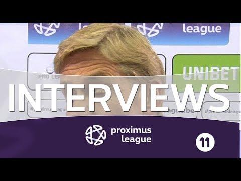 INTERVIEWS / Cercle Brugge - KSV Roeselare (Cercle Brugge) 14/10/2017